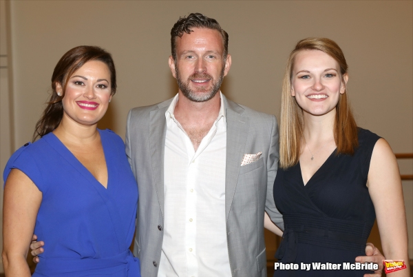 Photo Coverage: Sneak Peek at THE SOUND OF MUSIC National Tour Meet & Greet Starring Ashley Brown, Ben Davis and More!