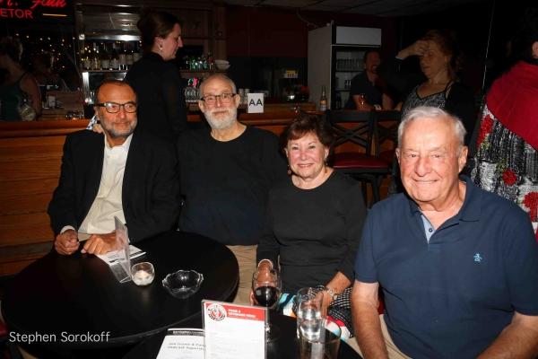 Arthur Salvador, William Finn,Sydelle Blatt, Lee Blatt