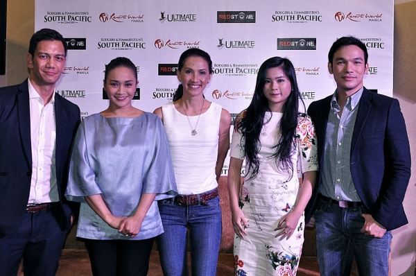Photo Coverage: RWM's SOUTH PACIFIC In Concert Meets the Press