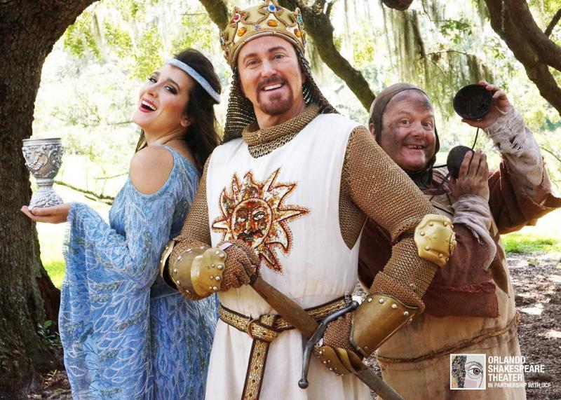 BWW Interview: Dee Roscioli Chats Orlando Shakespeare's SPAMALOT, WICKED, Hawaiian 'Vog'