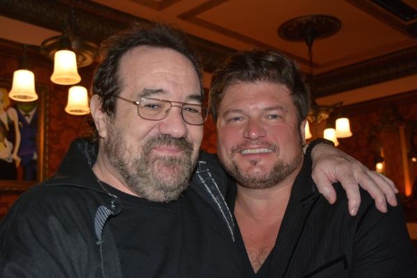 Michael Lanning and Rob Evan Photo