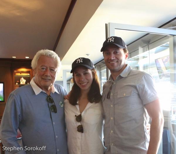 Stephen Sorokoff, Emily Young, Bryce Pinkham