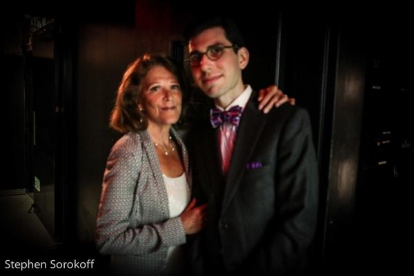 Linda Lavin & Aaron Weinstein