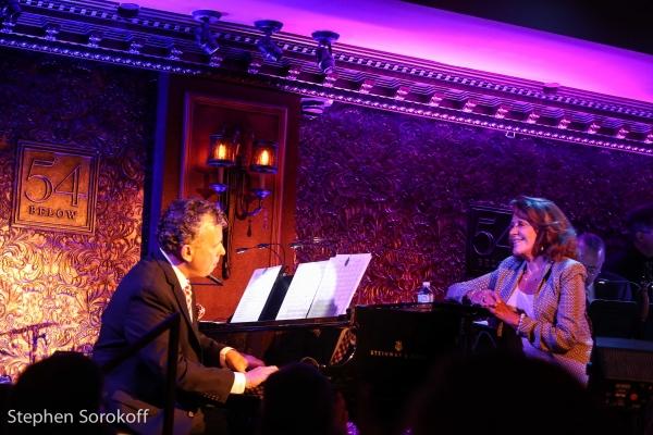 Billy Stritch & Linda Lavin