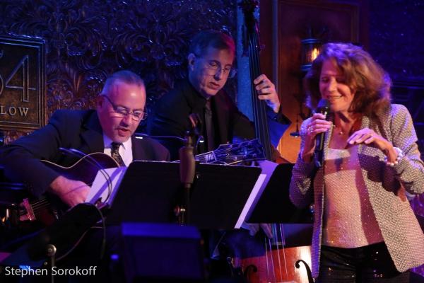 Ron Afif, Tom Hubbard, Linda Lavin