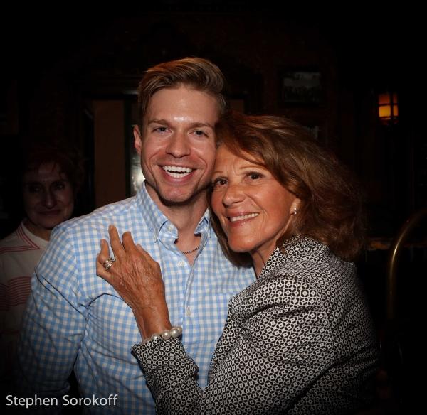 Hunter Ryan Herdlicka & Linda Lavin