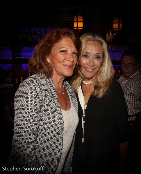 Photo Coverage: Linda Lavin with Billy Stritch Bring STARTING OVER to 54 Below