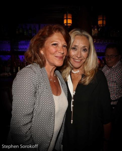 Linda Lavin & Eda Sorokoff