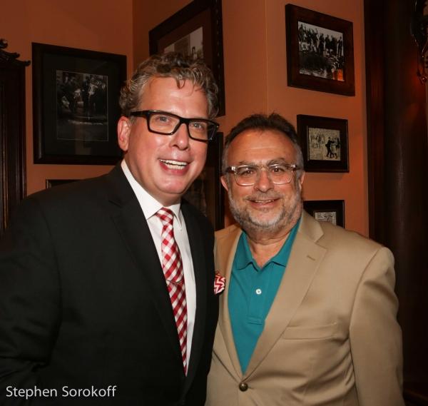 Billy Stritch & Richard Frankel