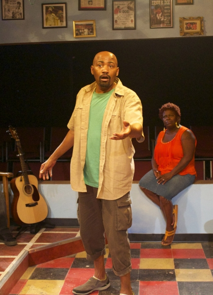 Photo Flash: First Look at Interrobang Theatre's KATRINA: MOTHER-IN-LAW OF 'EM ALL