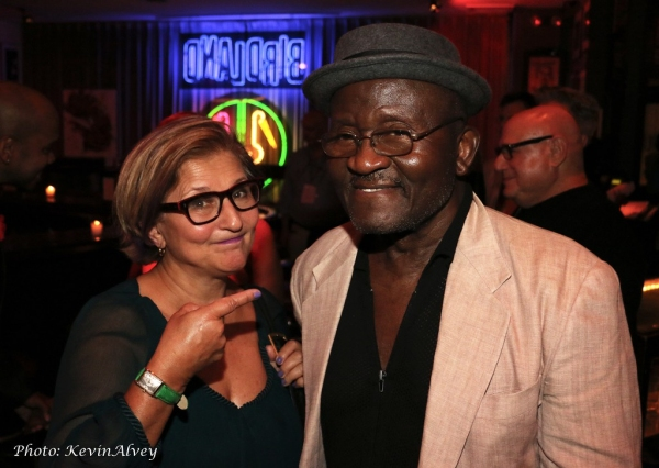 Janis Siegel and Andy Bey