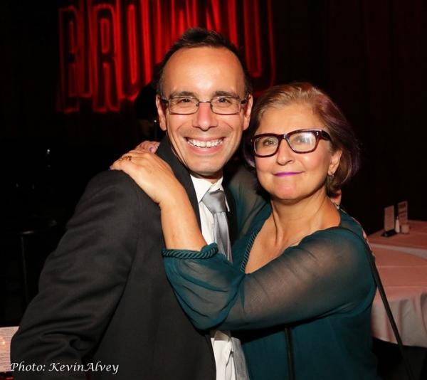 Tedd Firth and Janis Siegel