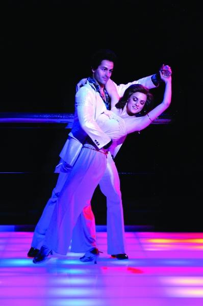 Ian Campayno and McKayla Marso