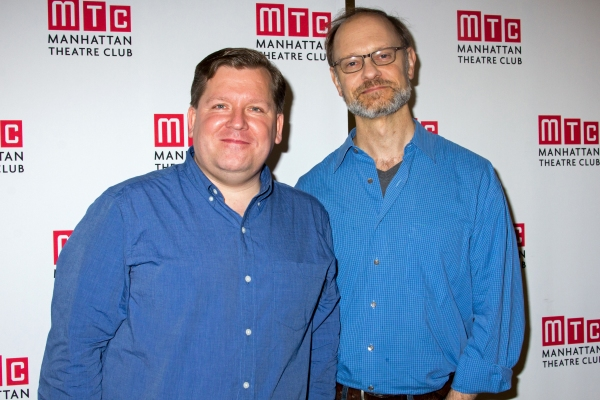David Lindsay-Abaire, David Hyde Pierce