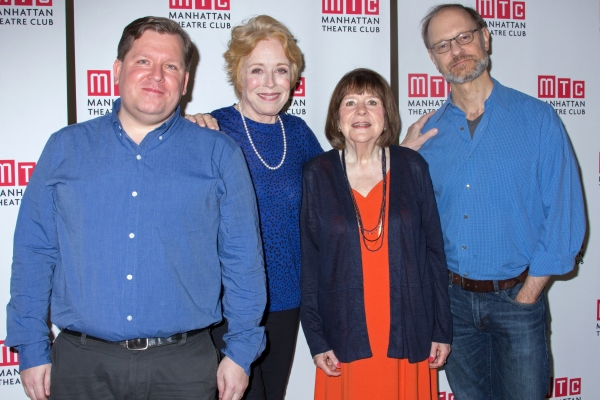 David Lindsay-Abaire, Holland Taylor, Marylouise Burke, David Hyde Pierce