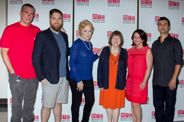 Glenn Fitzgerald, Nate Miller, Holland Taylor, Marylouise Burke, Rachel Dratch, Daoud Heidami