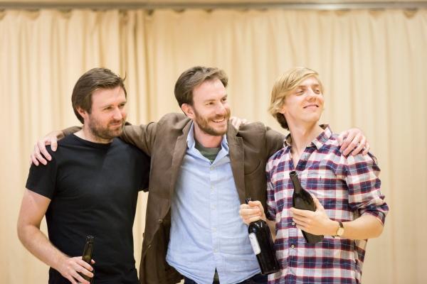James McArdle, Pip Carter, Joshua James