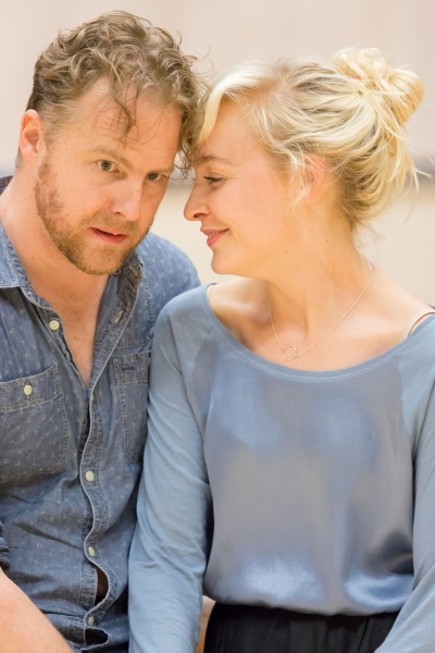 Photo Flash: First Look at Rehearsal Photos of YOUNG CHEKHOV at Chichester Festival Theatre