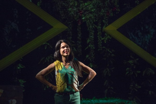 Photo Flash: First Look at Debra Ehrhardt in JAMAICA FAREWELL at the Royal George Theatre