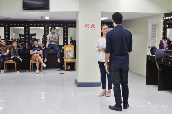 Photo Coverage: In Rehearsal for SOUTH PACIFIC in Concert
