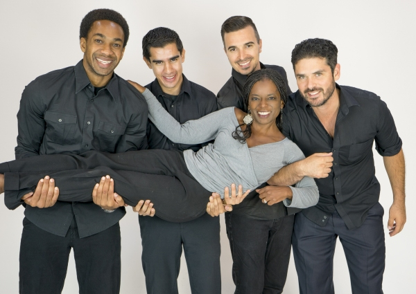 Edred Utomi, Jose Martinez, Spencer Smith, Jorge Rodriguez and Delicia Turner Sonnenberg