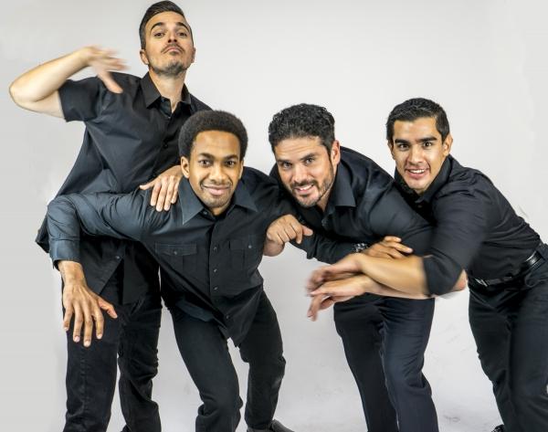 Spencer Smith, Edred Utomi, Jorge Rodriguez and Jose Martinez Photo