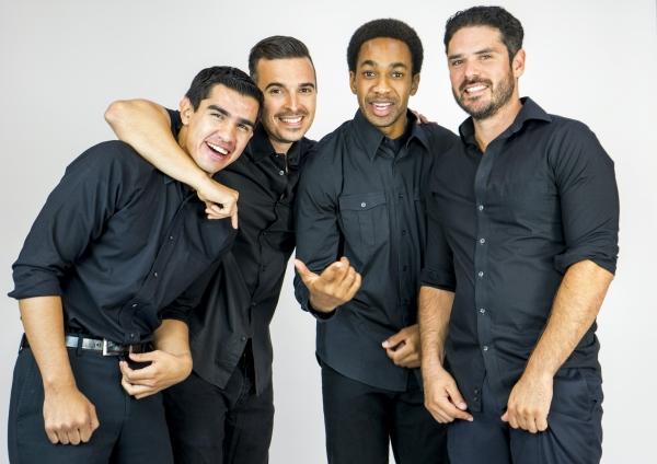 Jose Martinez, Spencer Smith, Edred Utomi and Jorge Rodriguez Photo