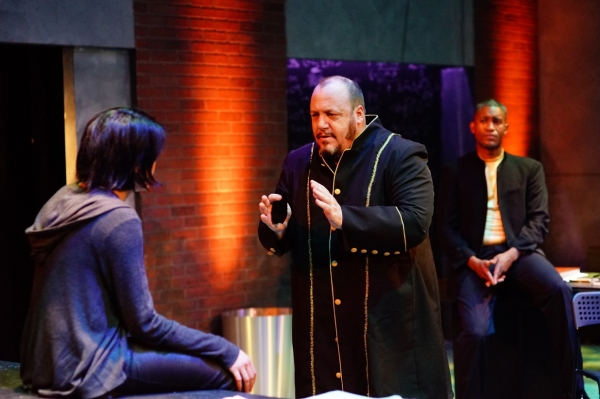 Photo Flash: First Look at Road Less Traveled Productions' SPEED OF LIGHT World Premiere