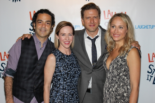 Maury Ginsberg, Amy Hargreaves, Jayce Bartok and Katya Campbell
