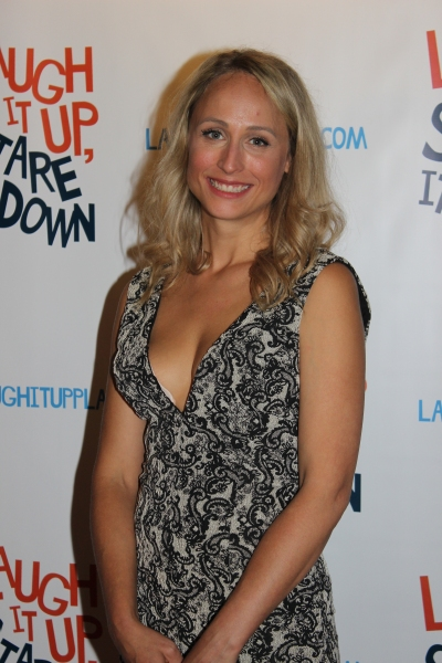 Photo Coverage: LAUGH IT UP, STARE IT DOWN Opens at Cherry Lane Theatre