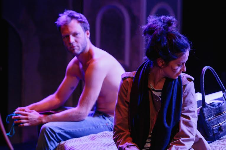 BWW Review:  RIDE & FOURPLAY Pairs Two Poignant Plays About Relationships And Identity.