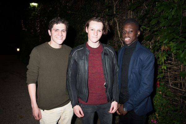 Photo Flash: LORD OF THE FLIES Celebrates Opening Night at Regent's Park Open Air Theatre