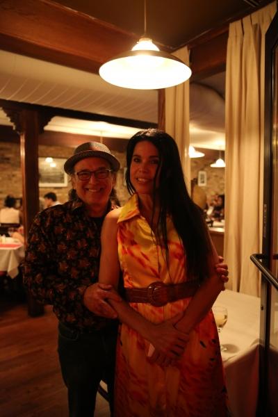 Joel Zwick and Debra Ehrhardt