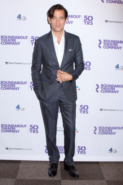 Photo Coverage: Keira Knightley, Clive Owen, Blythe Danner & More Celebrate Roundabout's 50th Anniversary Season!