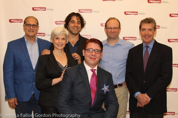 Dan Shaheen, Amy Danis, Michael Barakiva, Topher Payne, Andrew Leynse and Mark Johann Photo