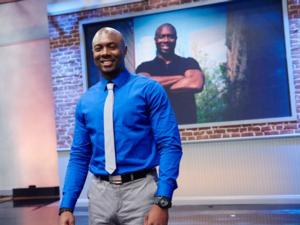 Food Network Star Winner Eddie Jackson Series BBQ BLITZ Premieres 10/9