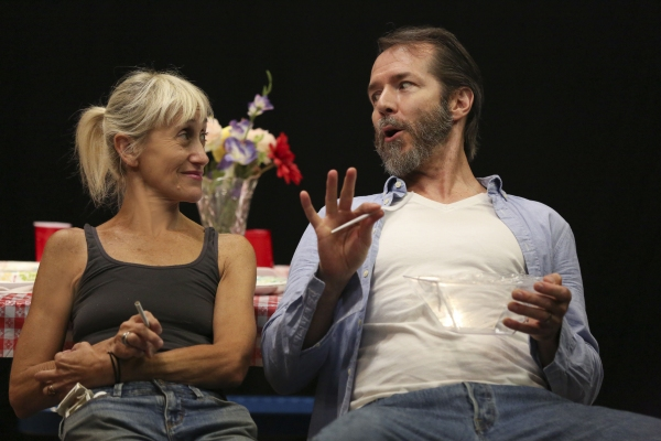 Photos: Sneak Peek at BARBECUE, Beginning Tonight at The Public Theater