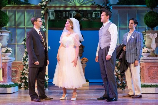 Photo Flash: First Look at HIGH SOCIETY at Walnut Street Theatre