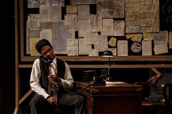 Photos: First Look- BLUEPRINTS TO FREEDOM: AN ODE TO BAYARD RUSTIN at La Jolla Playhouse/KC Rep