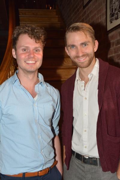 John Evans Reese and Alec Shaw