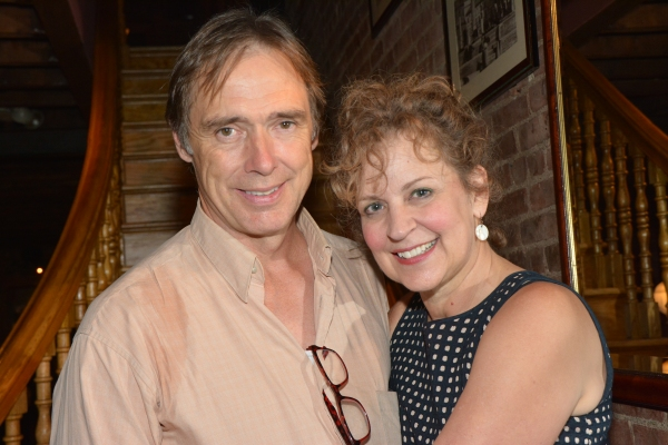 Kurt Rhoads and Nance Williamson