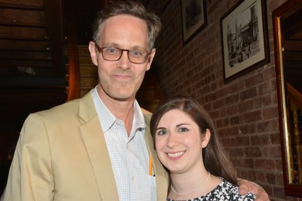 Davis McCallum and Kate Liberman