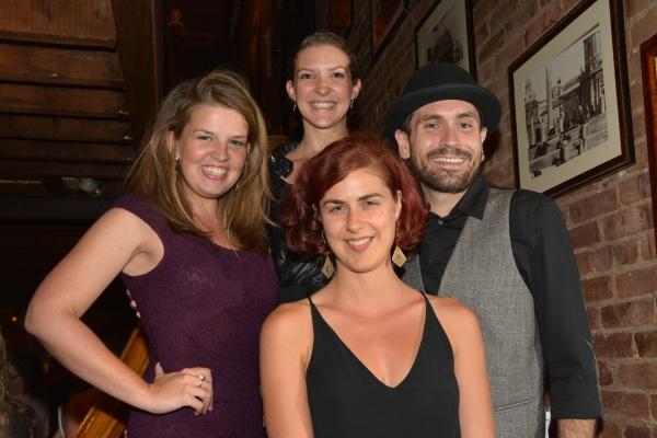 Lindsay Tanner, Rachel Ritacco, Ross Hamman and Aleda Bliss