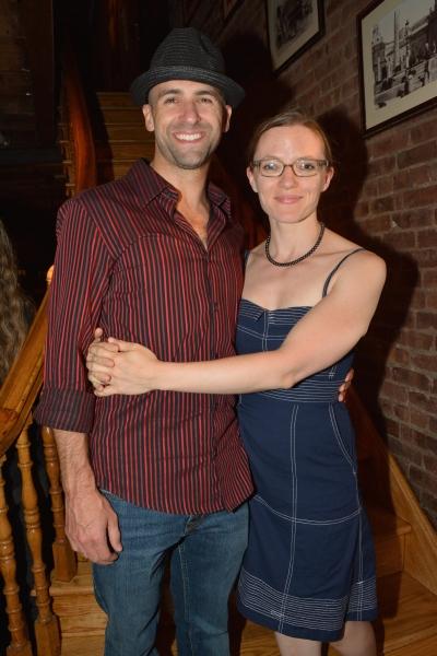 Mark Bedard and Emily Sophia Knapp
