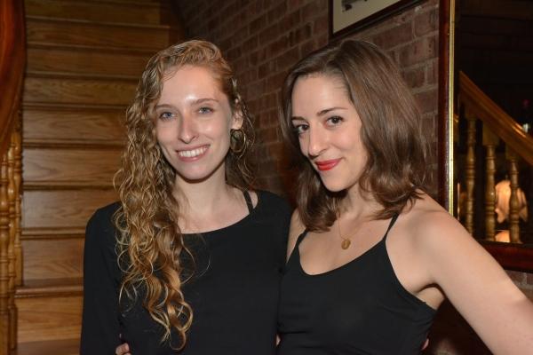 Catherine Davis and Jessi Blue Gormezano