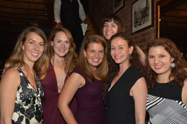 Dena Rysdeam-Miller, Megan McDermott, Lindsay Tanner, Amanda Thickpenny, Dina Vovsi and Illana Stein