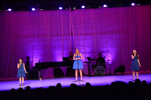 Photo Coverage: Broadway Kids Team up For LYRICS FOR LIFE Benefit