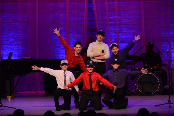 Grant Albright, Maddox Elliot, Bobby Becht, Josiah jacoby, Matthew Quirk and Stephen Sayegh