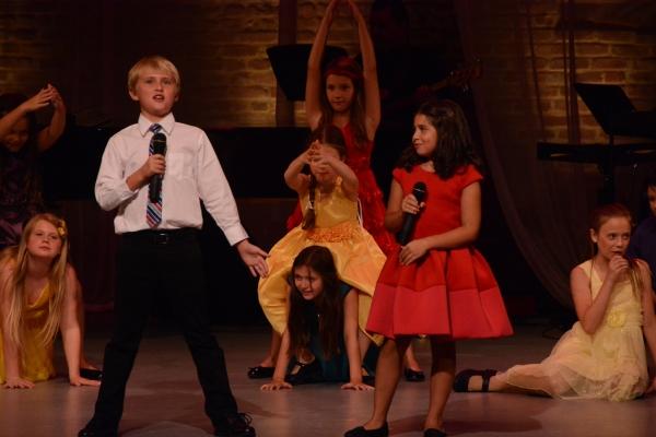 Photos: Broadway Kids Team up For LYRICS FOR LIFE Benefit