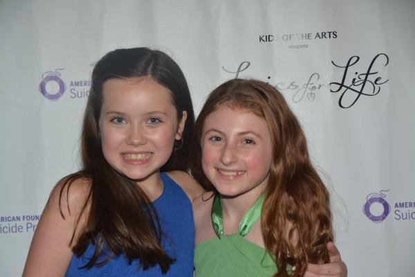 Gracie Beardsley and Presley Ryan